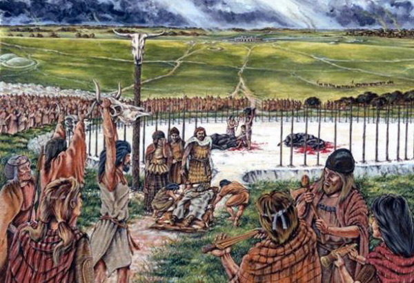 Funeral rites in AncientScotland