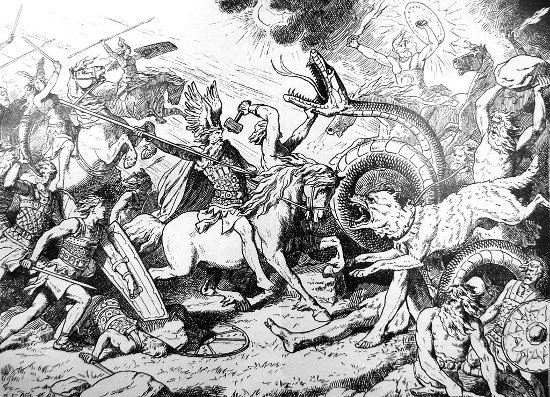 Ragnarök and the Fate of the West in the NewAge